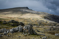 Y Garn from Llyn y Cwn. (Marie-Laure Even) Tags: 2017 ciel cloud cymru europe fjall gallois galloise hike landscape llynycwn mai marielaureeven may montagne mountain nature nikond7100 nuage paysdegalles paysage printemps rock royaumeuni sky snowdonianationalpark spring travel uk unitedkingdom voyage wales welsh wild wilderness ygarn гора природа