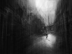 Untitled. (André.G.) Tags: utrecht netherlands nl monochrome blackwhite photomanipulation art artistic effect street