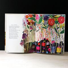 Child's Garden. (Kultur*) Tags: vintage vintagebook fiction 1960s midcentury drawings illustrations brianwildsmith wildsmith picturebook childrensbook firstedition childsgarden stevenson poetry
