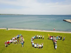 Traverse City, Michigan Act On Climate rally (350.org) Tags: 350ppm climate change 350org