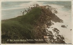 Most Easterly point, Cape Byron, c1940s (RTRL) Tags: capebyron