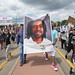 March against the Yanez not guilty verdict in the shooting of Philando Castile