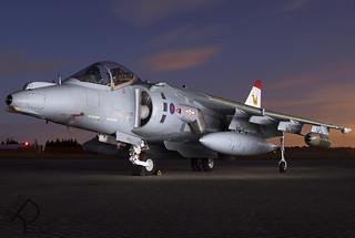 ZG477 / RAF Museum (Ex-Royal Air Force) / Harrier GR9A