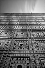 Mothership 1 (Collingwood505) Tags: institute museum arab paris france longexposure 10stopfilter monochrome blackwhite blackandwhite outdoor sky aperture windows lines vanishing points