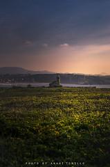 _DSC1909 (anahí tomillo) Tags: nikond5100 naturaleza nature faro asturias spain atardecer sunset