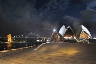 Late Night at the Opera House