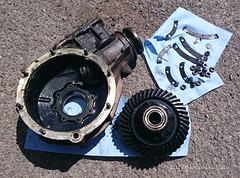 Old Differential - Alfa (Malcolm Bull) Tags: alfadsc0849edited1web alfa romeo 105 series differential 941