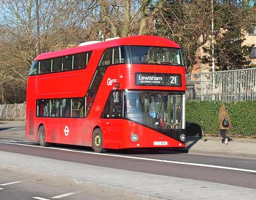 Go Ahead London Central - LT868 - LTZ1868
