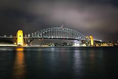 Sydney Harbour Bridge (lfeng1014) Tags: sydneyharbourbridge circularquay sydney australia nightshot longexposure 20seconds canon5dmarkiii ef1635mmf28liiusm bridge sydneyharbour travel lifeng