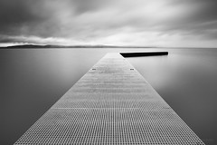 The Jetty (laura.hacking) Tags: jetty appicoftheweek longexposure ocean sea coast waterscape seascape mood blackandwhite wideangle westkirby