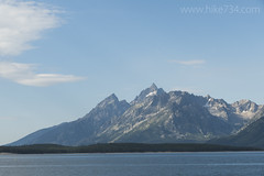 """Grand Teton and Jackson Lake from Lakeshore Trail • <a style=""""font-size:0.8em;"""" href=""""http://www.flickr.com/photos/63501323@N07/34104562984/"""" target=""""_blank"""">View on Flickr</a>"""