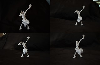 Skeleton by £孤獨·