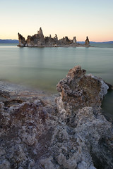 The foot feels the foot when it feels the ground… (ferpectshotz) Tags: monolake monocounty sunset southtufa longexposure pirateship