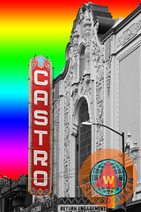 San Francisco Castro Theater Metal Print (wingsdomain.com) Tags: wingsdomain blackandwhite blackandwhitephotography blackandwhitephotograph blackandwhitephotographs blackandwhitephoto blackandwhitephotos bw cityscape cityscapes sanfrancisco sf bayarea california westcoast castrotheater theater theaters castro thecastro castrostreet castrodistrict eurekavalley eurekavalleydistrict gay homosexual lesbien lesbian bisexual transgender gayflag gayflags architecture artnouveau wingtong buy purchase sell forsale prints poster posters framedprint canvasprint metalprint fineart wallart walldecor homedecor greetingcard print art photograph photography