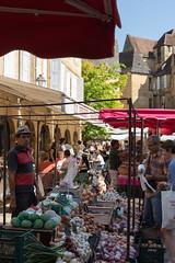 0X2A2828 (vincent.ganthy) Tags: vincent ganthy france dordogne sarlat la caneda market