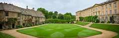 Worcester College Oxford (Jonsel) Tags: oxford worcester education university pano panorama buildings old tradition