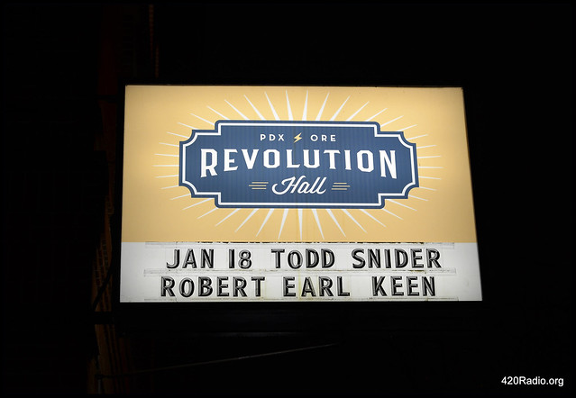 Robert Earl Keen - Revolution Hall - Portland, OR - 01/18/17