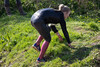 Wolfrun, Saturday 8th April 2017. (David James Clelford Photography) Tags: wolfrun saturday8thapril2017 femaleathlete sportybabe curvaceousbody fitlady fitgirl booty bum derriere behind ass pinksocks buttocks butt rear wetgirl dirtygirl