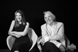 Interview d'Abel Ferrara et Christina Chiriac