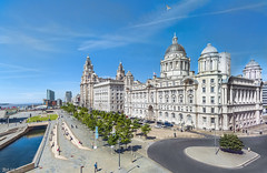 Three Graces (Bob Edwards Photography - Picture Liverpool) Tags: threegraces liver cunardportofliverpool merseyside pierhead