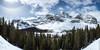 Crowfoot (Jake Rogers Photo) Tags: albertacanada icefieldsparkway panorama pano sunhalo snow mountains glacier alberta canada crowfootglacier crowfoot banffnationalpark banff