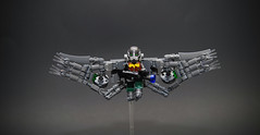 The Vulture (NS LEGO Designs) Tags: lego moc build creation nslegodesigns thevulture marvel comics comicbooks mcu spidermanhomecoming wings suit cinematic universe tomholland michaelkeaton robertdowneyjr peter parker