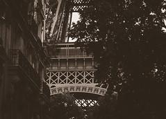 Eiffel (Matthew Johnson1) Tags: 2017 june paris eiffel eiffeltower closeup city architecture romantic classic