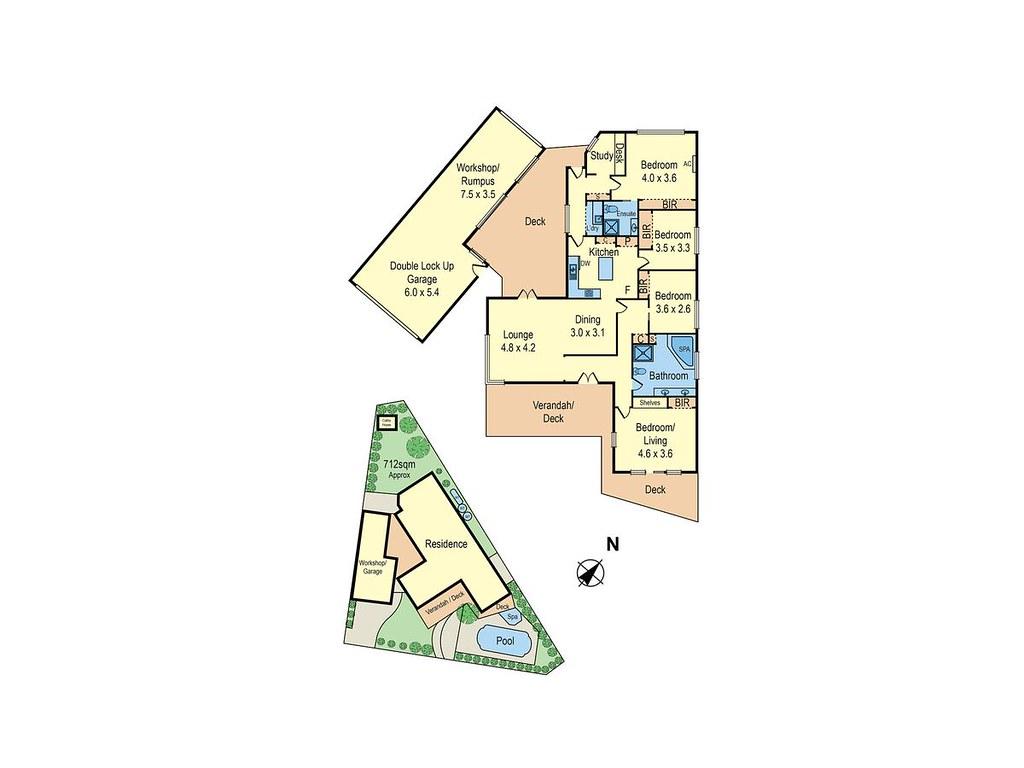 31 Eden Street floorplan