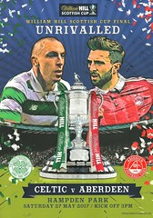 Celtic v Aberdeen 20170527 (tcbuzz) Tags: sfa scottish cup final hampden park glasgow scotland celtic aberdeen programme