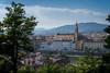 Vue depuis la Piazzale Michelangiolo (Touristos) Tags: piazzale michelangiolo florence italie piazzalemichelangiolo