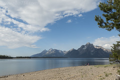 """Jackson Lake from Lakeshore Trail • <a style=""""font-size:0.8em;"""" href=""""http://www.flickr.com/photos/63501323@N07/34560268000/"""" target=""""_blank"""">View on Flickr</a>"""