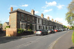 Selby (rubber rat productions) Tags: houses cars selby northyorkshire yorkshire england