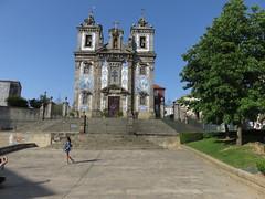 Vues de Porto (Trams aux fils (Alain GAVILLET)) Tags: vuesdeporto églises