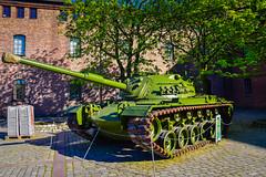 Tank at Forsvarsmuseet - Norwegian Military Museum at Akerhus Slott - Oslo Norway (mbell1975) Tags: oslo norway no tank forsvarsmuseet norwegian military museum akerhus slott norge noreg norwegen noruega norvège norvegia 노르웨이 挪威 норвегия museet army