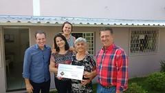 Doações 1 encontro de jipeiros em Americana AAMA APAM COASSEJE e Fundo social e solidariedade de Americana.