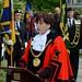 Lord Mayor Gladden says a few words