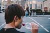 Melbourne Street Scene 3 (cohenvandervelde) Tags: 35mm 365project 550d amsterdam apsc color colour buildings canon city cohenvandervelde creativecommons depthoffield dof lights monochrome people primelens scene scout silhouette snap souls street streetphotography streetportrait streettog worldstreetphotography