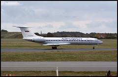 RA-65068 - Copenhagen Kastrup (CPH) 21.08.1995 (Jakob_DK) Tags: 1995 cph ekch flyvergrillen copenhagenkastrup tupolev tupolev134 tupolev134a tupolev134a3 tu134 tu134a tu134a3 crusty pulkovo pulkovoaviation pulkovoavia aeroflot