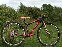 P1's Scatto MTB (@WorkCycles) Tags: bike mountain mtb child youth workcycles scatto race hardtail