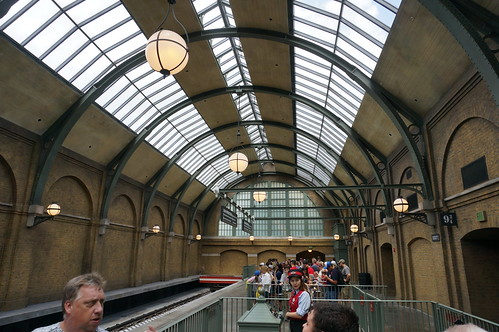 """Universal Studios, Florida: Diagon Alley Train Station • <a style=""""font-size:0.8em;"""" href=""""http://www.flickr.com/photos/28558260@N04/34741533505/"""" target=""""_blank"""">View on Flickr</a>"""