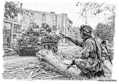 1940's Reenactment (amhjp) Tags: reenactment reenactmentweekend reenactmentevents reenactmentevent ww2reenactment ww2 wwll wwii blackandwhite blackwhite whitebblack 1940s 1940sweekend 1940 193945 19391945 1940sreenactment amhjpphotography amhjp army soldier soldiers americansoldiers usa usarmy military yank nikon nikondslr nikond7000 portrait portraiture portraits