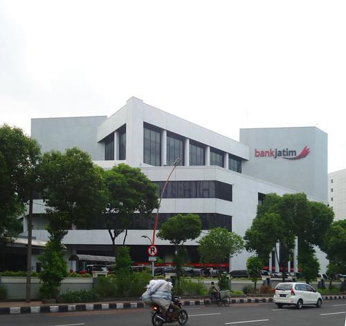 Kantor Pusat Bank Jatim