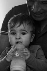 granddaddy love (jeremylisci) Tags: samuele grandma grandmom grandmommy grandson granddad grandpa granddaddy love loves loving cuddles blackandwhite blackwhite baby bw biancoenero canon 100d 50mm
