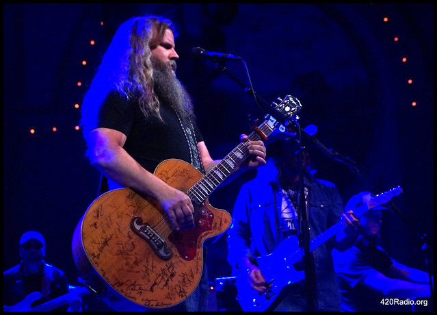 Jamey Johnson - Crystal Ballroom - Portland, OR - 05/08/17