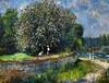 Chestnut tress in blossom (Renoir, 1887) (coolcanadagoose) Tags: renoir renoirchestnuttreeinblossom altesnationalgalerieberlin frenchimpressionism