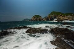 untitled (~kenlwc) Tags: landscape hk hongkong water waterscape island rock blue slow kenlwc kenleung longexposure sonya7r sel1635 zeiss