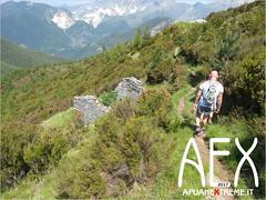 Sentiero 33-24 (Cicloalpinismo) Tags: sentiero 33 pasquilio passo della focoraccia cicloalpinismo apuane extreme aex alpi parco cai appennino foce monte vetta escursione trekking mountain bike mtb ciclismo