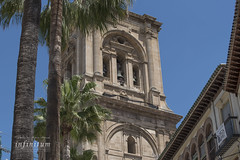(infinitum Photography & Video Production) Tags: infinitum infinitumstudio nikon d750 granada grenade cathédrale cathedral catedral campanario campanas bell tower cloches clocher bells 70200mm 70200mmf4 palmtrees palmiers palmeras