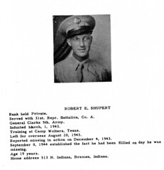Shupert, Robert - Gold Star