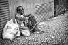 Brazil's Homeless (Angelo Petrozza) Tags: poor favelas povertà blackandwhite biancoenero bw riodejaneiro brasile brazil sudamerica angelopetrozza pentaxk70